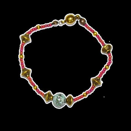 Bracelet fait main Katmandou